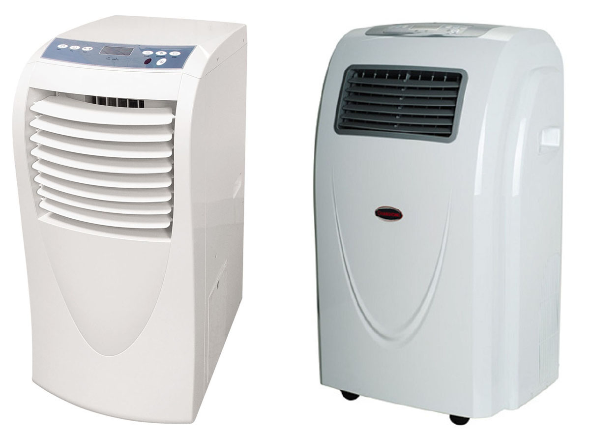 Cleaning Portable Airconditioners