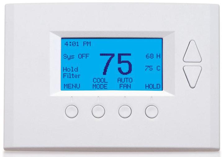 Hybrid Thermostat