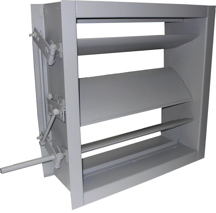 Air conditioning duct damper : What is a damper hvac