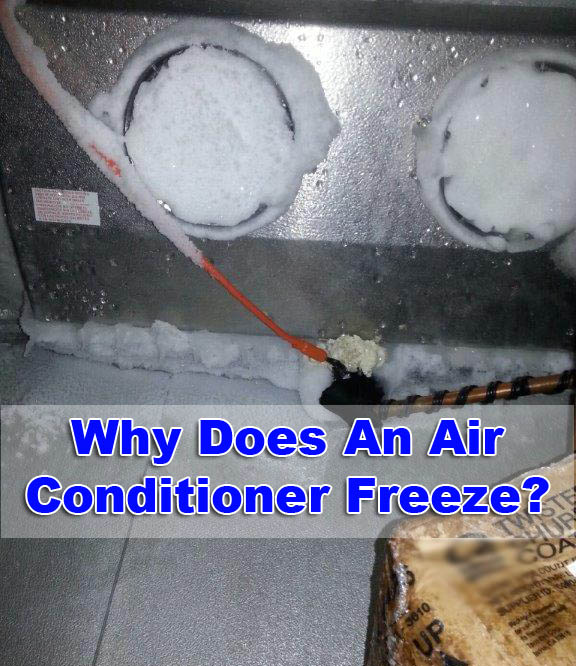 Why Does An Air ...A Coil Iced Up