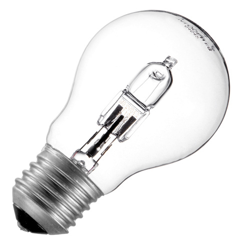 Energy-Saving Incandescent Light Bulbs